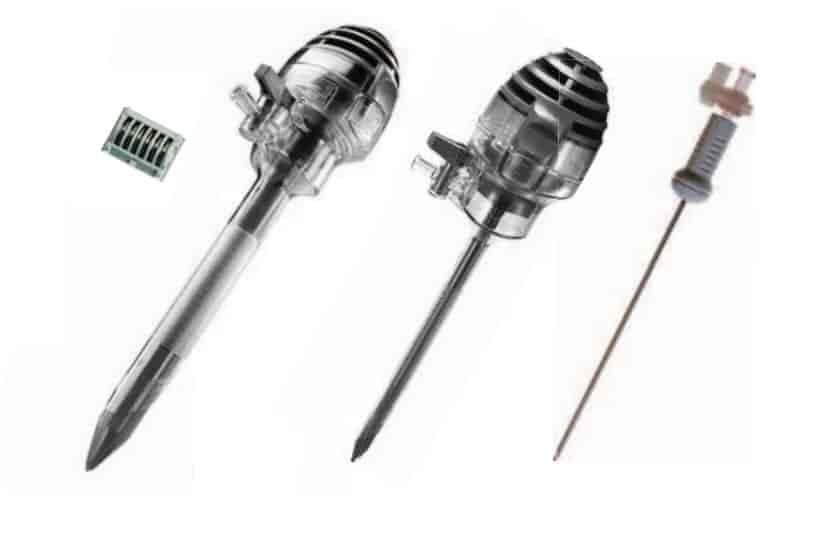 Набор BASX для базовых лапароскопических операций