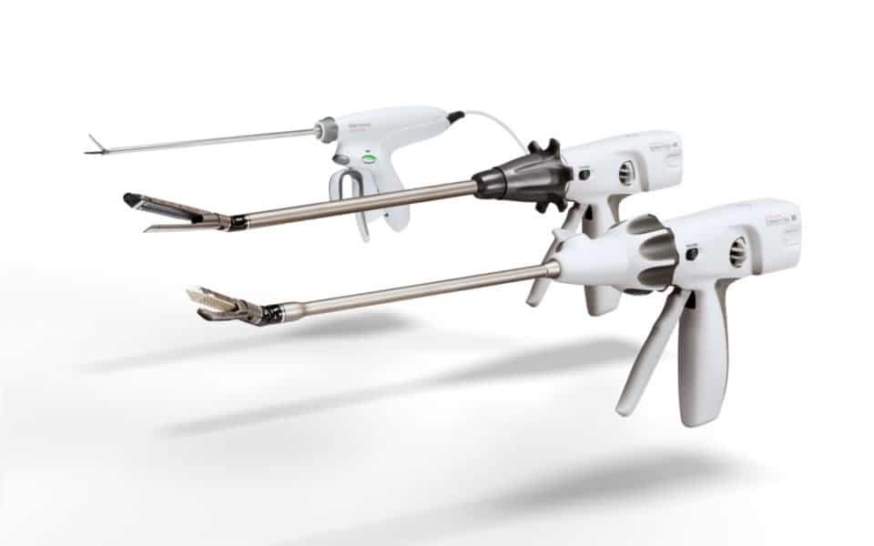 Инструменты для эндоскопических хирургических операций