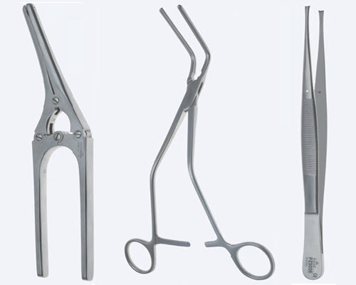 Инструменты для абдоминальной хирургии