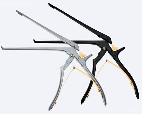 Инструменты для трепанация, костные выкусыватели, ронжиры