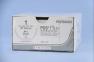 Рассасывающийся шовный материал с антибактериальным покрытием ПДС Плюс (PDS Plus) 5/0, длина 90см, 2 кол. иглы 17мм, 1/2 окр., фиолетовая нить (PDP9108H) Ethicon (Этикон) 0