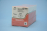 Рассасывающийся шовный материал с антибактериальным покрытием Монокрил Плюс (Monocryl Plus) 6/0, длина 45см, кол. игла 13мм, 1/2 окр., фиолетовая нить (MCP3224G) Ethicon (Этикон) 0