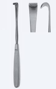 Ретрактор (ранорасширитель) хирургический Herzfeld (Херзфелд) WH0834