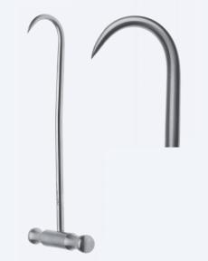 Ретрактор (ранорасширитель) костный Т-ручка WH1075