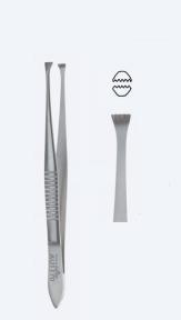 Пинцет фиксационный и лигатурный Graefe (Грефе) AU1170