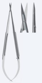 Микроножницы для пластических операций MP2033