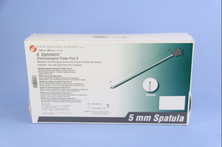 Электроды эндоскопические монополярные, короткая лопатка (EPS06) Ethicon (Этикон)