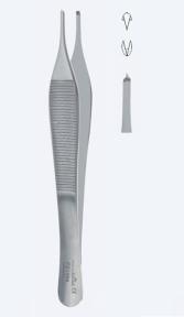 Пинцет хирургический Adson-Ewald (Адсон-Ивальд) PZ1064
