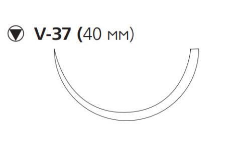 ПДС Плюс (PDS Plus) 0, длина 90см, кол-реж. игла 40мм PDP9366H