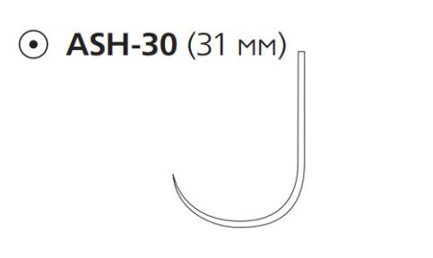 Нуролон (Nurolon) 1, длина 75см, кол. игла 31мм W5985