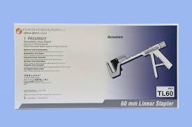 Линейный сшивающий аппарат для тканей нормальной толщины, 21 скоба (TL60)