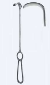 Ретрактор (ранорасширитель) раневой Kocher (Кохер) WH2190