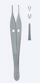 Пинцет хирургический Adson (Адсон) PZ1030