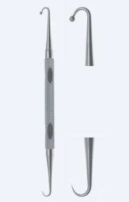 Крючок двусторонний для сухожилий Mannerfelt (Маннерфелт) WH3730