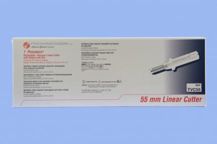 Линейный сшивающе-режущий аппарат TVC55