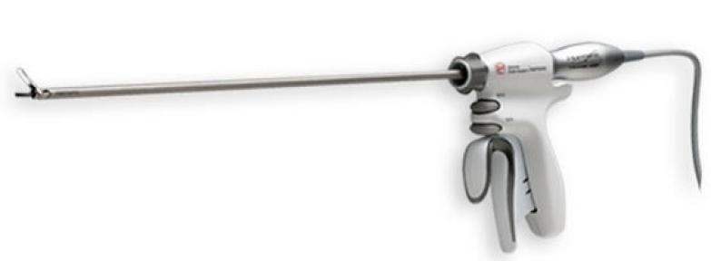 Ножницы коагуляционные Гармоник Эйс+ (Harmonic ACE+) с технологией адаптации к тканям АТТ для ультразвуковой коагуляции и диссекции (HAR36) Ethicon (Этикон)