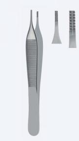 Пинцет хирургический Adson-Brown (Адсон-Браун) PZ1641