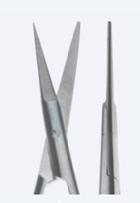 Ножницы для иридэктомии Noyes (Нойес) AU1502
