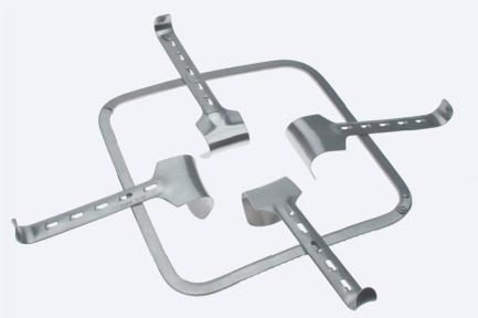 Ретрактор (ранорасширитель) абдоминальный Kirschner (Киршнер) WH6490