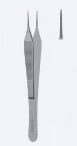 Пинцет микро анатомический Adson (Адсон), деликатный PZ0570