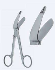 Ножницы для гипса KN6680