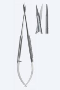 Микроножницы пружинного типа MN0590