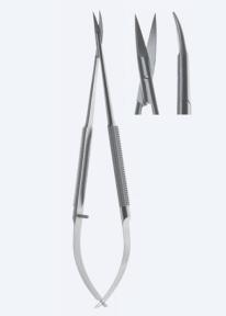 Микроножницы пружинного типа MN0600