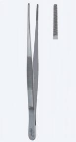 Пинцет анатомический Cross (Кросс) PZ0338