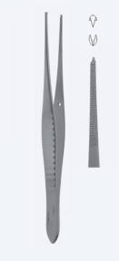 Пинцет хирургический Gillies (Гиллис) PZ1461