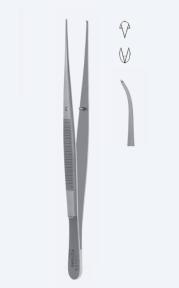 Пинцет хирургический Semken (Семкен) PZ1551