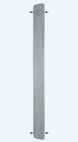Шпатель абдоминальный и кишечный Mathieu (Матьё) WH3095