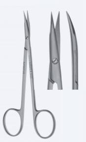 Ножницы диссекционные Jameson-Werber (Джеймсон-Вербер) SC0710