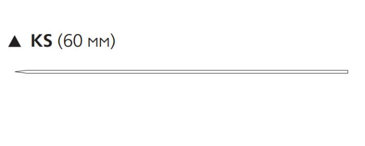 ПДС Плюс (PDS Plus) 3/0, длина 70см, реж. игла 60мм PDP9714H