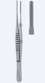 Пинцет атравматический DeBakey (ДеБейки) GF0810