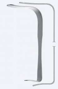 Ретрактор (расширитель) Deaver (Дивер) WH2580
