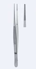 Пинцет хирургический Potts-Smith (Поттс-Смит) PZ0364