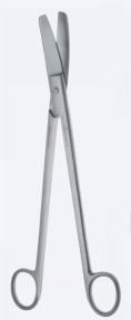 Ножницы абортные для кефалотомии Dubois (Дюбуа) GY4760