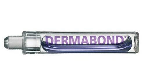 Хирургический кожный клей Дермабонд мини (Dermabond mini) (AHVM12) Ethicon (Этикон)