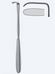 Ретрактор (ранорасширитель) Langenbeck (Лангенбек) WH1460