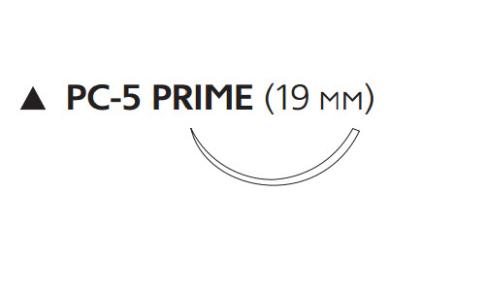 Викрил Плюс (Vicryl Plus) 3/0, длина 70см, реж. игла 19мм Prime VCP9571H