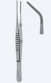 Пинцет атравматический DeBakey (ДеБейки) GF0852
