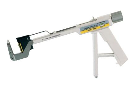 Линейный сшивающий аппарат для плотной ткани, 33 скобы (TLH90)