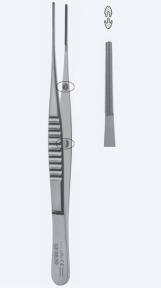 Пинцет атравматический DeBakey (ДеБейки) GF0780