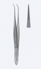 Пинцет анатомический для осколков PZ0739