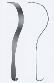 Ретрактор (расширитель) Deaver (Дивер) WH2540