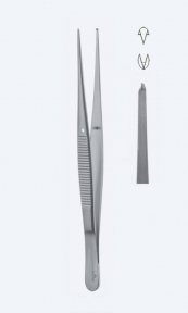 Пинцет хирургический Semken (Семкен) PZ1530