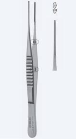 Пинцет атравматический DeBakey (ДеБейки) GF0831