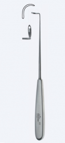 Игла лигатурная Deschamps (Дешам) ND2400