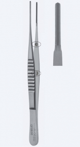 Пинцет атравматический DeBakey (ДеБейки) GF0872