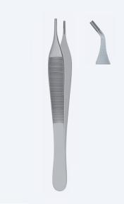 Пинцет хирургический Adson-Brown (Адсон-Браун) PZ1645